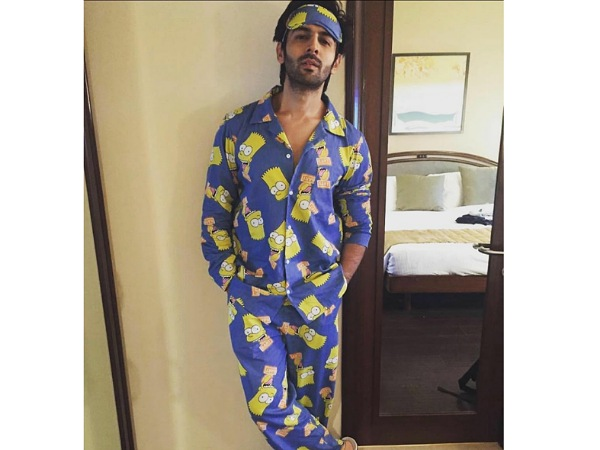 Kartik Aaryan Fashion