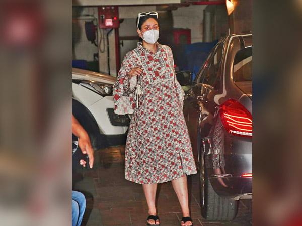 Laal Singh Chaddha Actress Kareena Kapoor Khan Spotted In ...