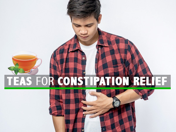 herbal tea for constipation