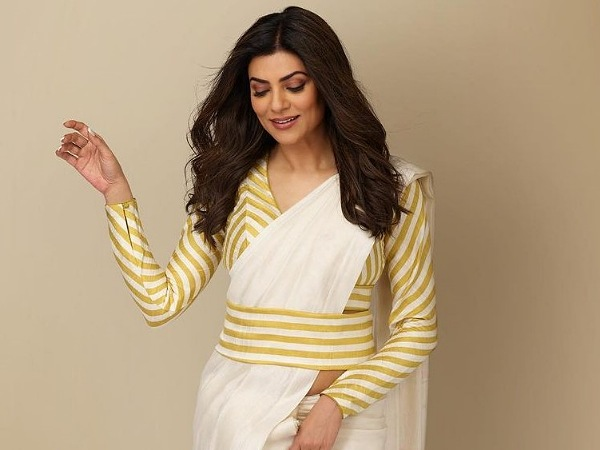 Happy Birthday Sushmita Sen: 4 Times The Diva Mesmerised Us With Her Elegant Yet Stylish Saree Looks