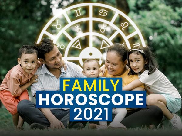 Family Horoscope 2021