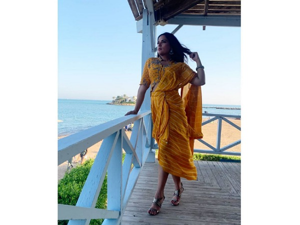Richa Chadha Traditional Looks