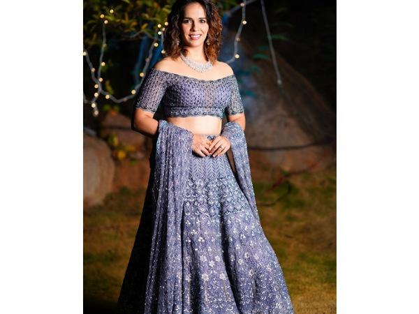 Saina Nehwal Fashion