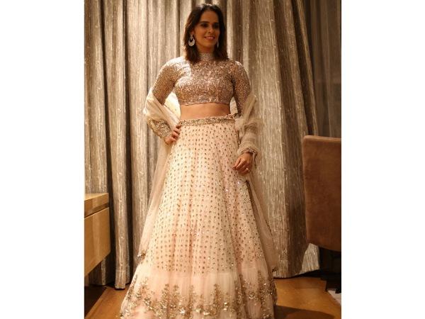 Saina Nehwal Traditional Looks