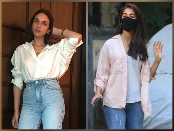 Your Casual-wear Wardrobe Sorted Ft. Pooja Hegde And Aditi Rao Hydari
