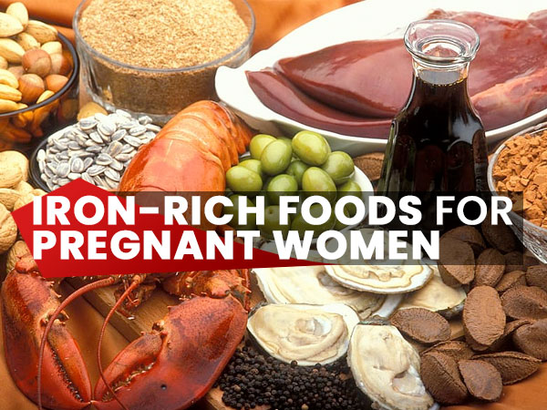 11 Iron-Rich Foods For Pregnant Women