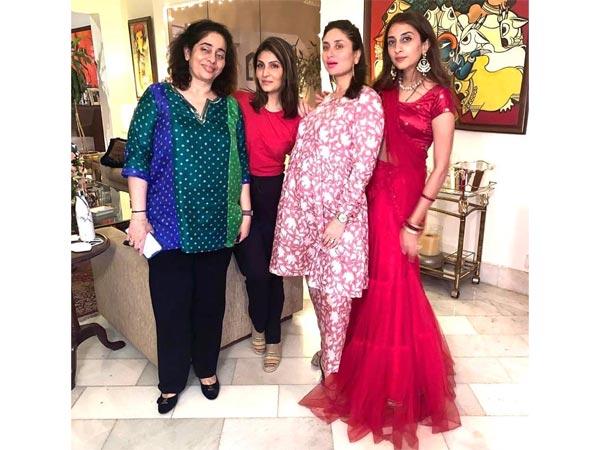 Laal Singh Chaddha Actress Kareena Kapoor Khan's Kurta Set ...