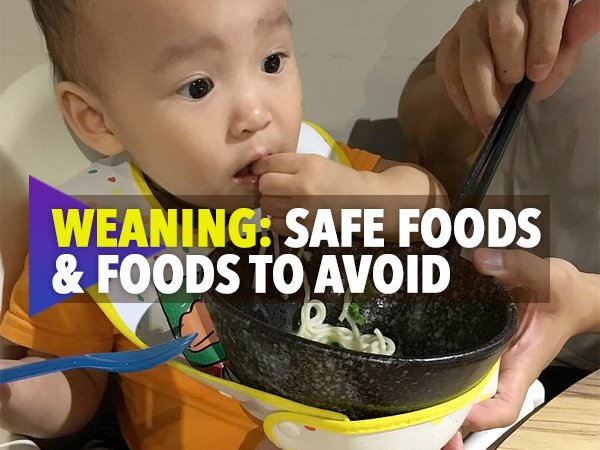 Weaning Your Baby: Tips, Precautions, Safe Food And Foods To Avoid