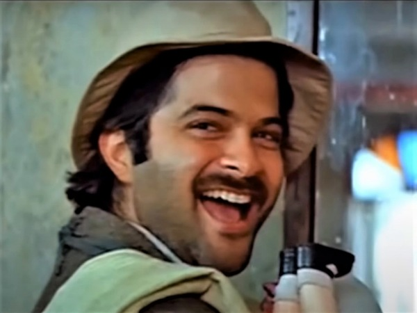 Anil Kapoor's Iconic Look From Mr. India