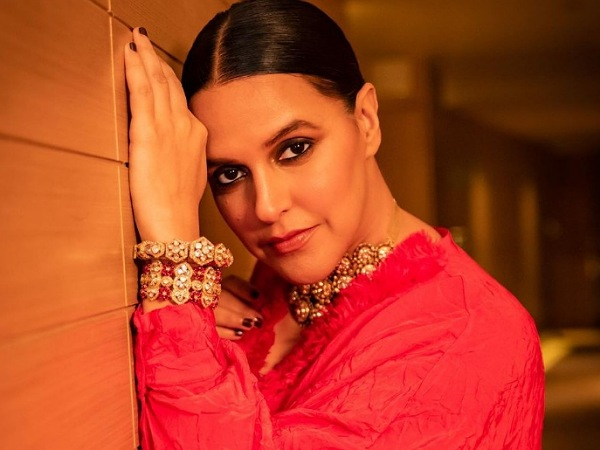 Roadies Gang Leader Neha Dhupia In Ethnic And Western Outfit For Covershoot