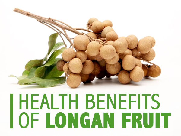 Health Benefits Of Longan Fruit
