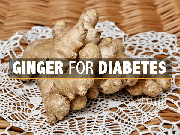 Can Ginger Help Prevent And Manage Diabetes?