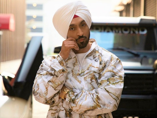 Diljit Dosanjh's Fashionable Looks