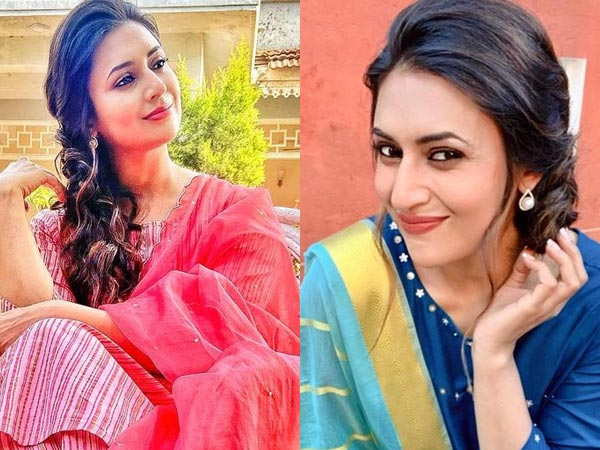 Divyanka Tripathi Dahiya Treats Fans With Her Ethnic Looks On Instagram On Lohri