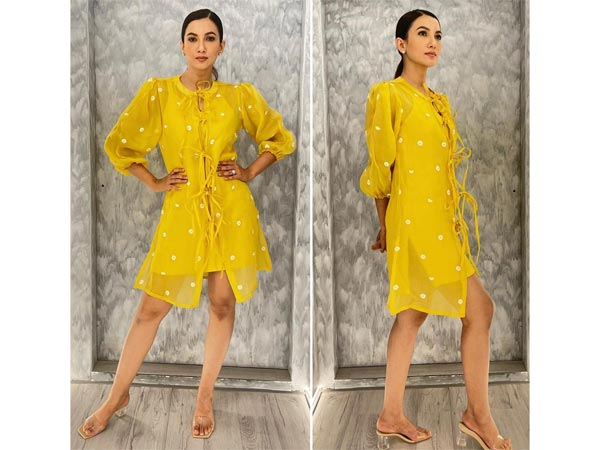 Gauahar Khan Fashion