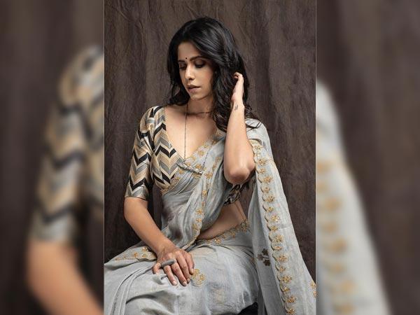 Sai Tamhankar Fashion