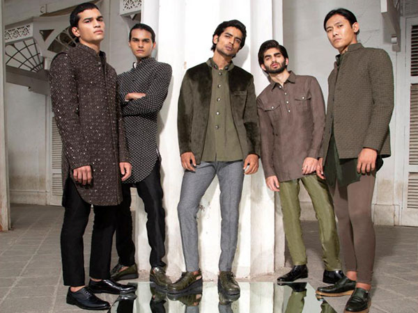 Kunal Rawals collection 'Hide & Seek'