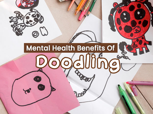 Do You Scribble/Draw Often? Here Are The Mental Health Benefits Of Doodling