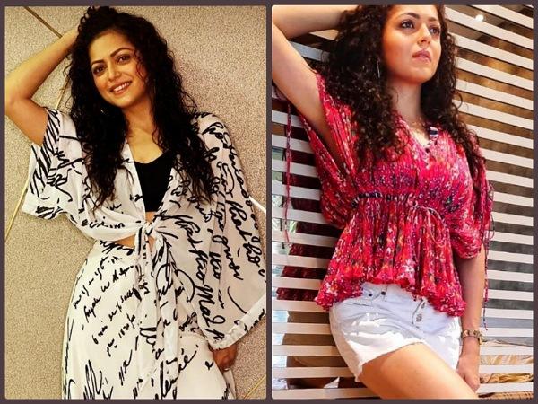 Drashti Dhami's Stylish Western Outfits