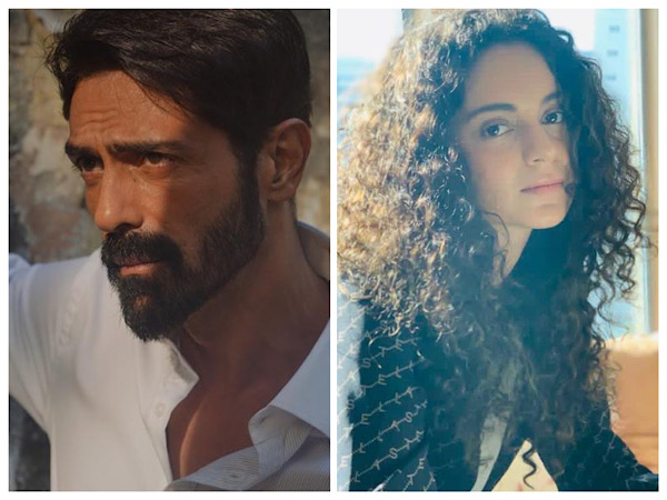 Dhaakad: Kangana Ranaut And Arjun Rampal Mesmerise Us With Their Killer Looks In The Look Poster