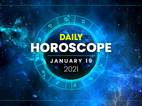 Daily Horoscope: 19 January 2021