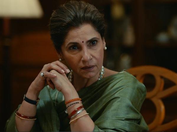 Tandav: Elegant Saree Lessons From Dimple Kapadia Aka Anuradha Kishore