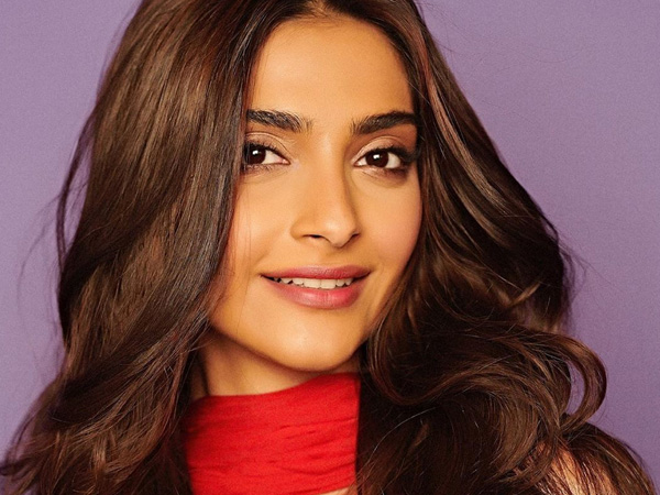 Sonam Kapoor Ahuja Inspires Us To Play With Patterns With Her Gorgeous Skirt And Top Set