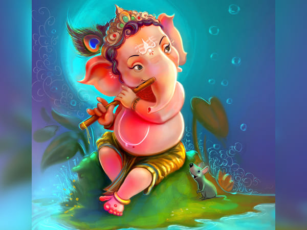 Ganesh Gayatri Mantra Meaning And Lyrics In English And Sanskrit