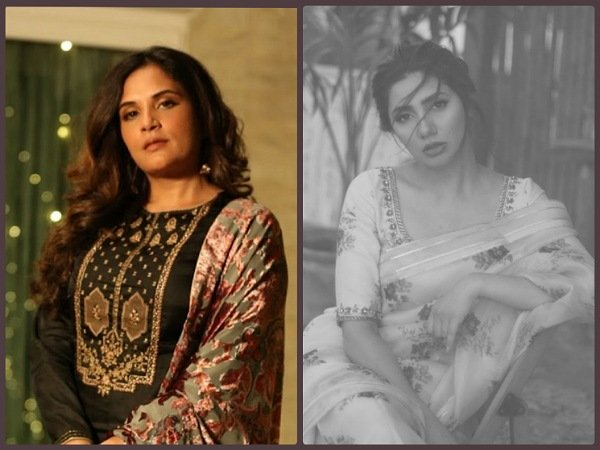 Richa Chadha Or Mahira Khan, Whose Traditional Attire Will You Pick For Next Event?