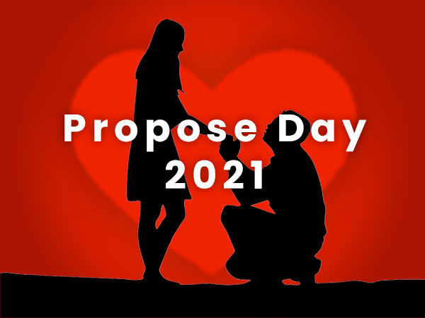 Lines To Send On Propose Day 2021