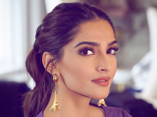 Sonam Kapoor's Hair And Makeup Look