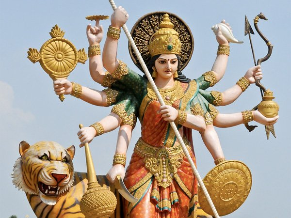 Durga Chalisa Lyrics In Hindi & English