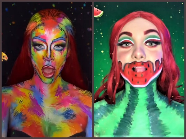 The New Emoji Makeup Challenge Takes Internet By Storm; Netizens Create Stunning Looks And Give Goosebumps!