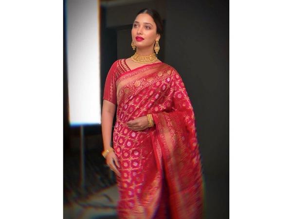 Tamannaah Bhatia Instagram