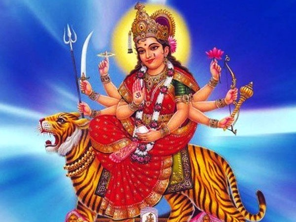 Durga Aarti Lyrics In English & Meaning