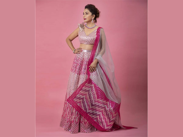 Madhuri Dixit's Lehenga And It's Price