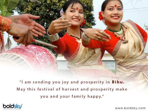Quotes & Messages To Share On Bihu