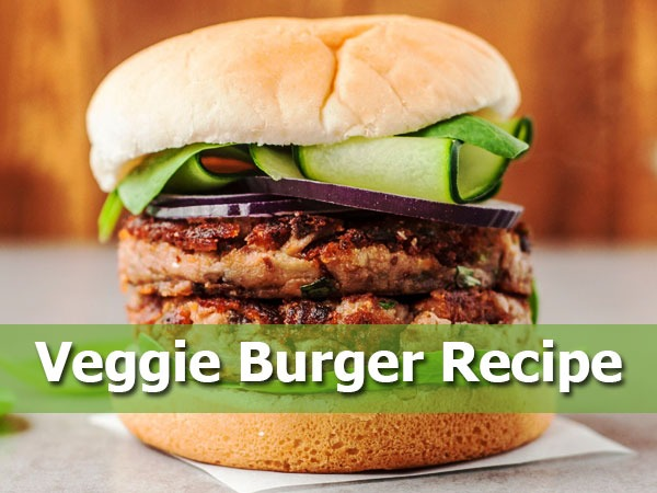 Veggie Burger Recipe: Here's How You Can Make It At Home