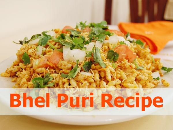 Bhel Puri Recipe: How To Prepare It At Home