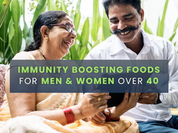 COVID-19: Immunity Boosting Foods For Men And Women Over 40 - Indian Ghee, Chia Seeds And More
