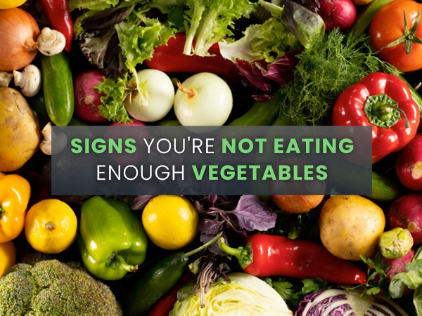 What Happens To Your Body When You're Not Eating Enough Vegetables?