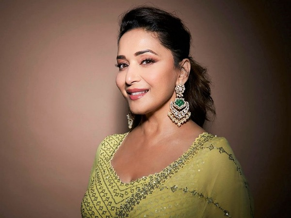 On Madhuri Dixit's Birthday, Her Ethnic Outfits For Wedding Fashion Goals