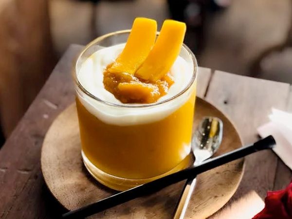 Mango Mousse Recipe: How To Prepare It At Home In Different Ways