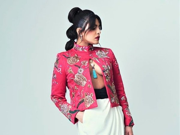 Priyanka Chopra Jonas' Goddess Kali Jacket Has Gone Viral; Some Don't Like It But We Love It; Details Inside!