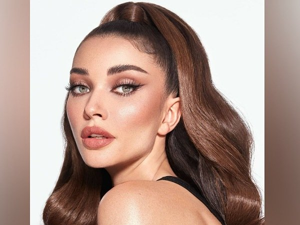 Amy Jackson Looks Like A Real-Life Barbie In Her Glam Makeup Look And Cute Hairdo; Pictures And Video Inside!