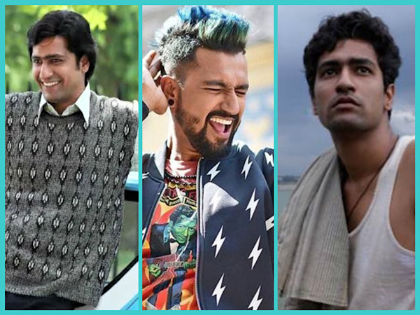 On Vicky Kaushal's Birthday, His Super-Cool Hairstyles From Masaan, Manmarziyaan, And Sanju