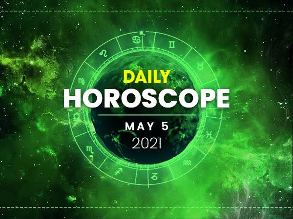 Daily Horoscope: 05 May 2021