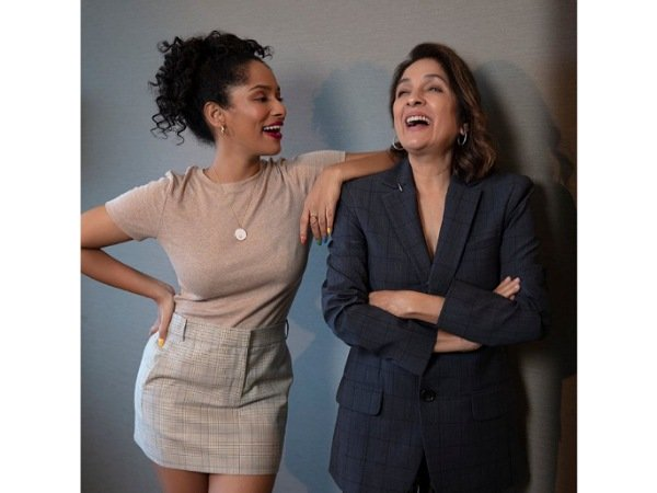 Mother's Day 2021: Neena Gupta And Masaba Gupta's Stylish Trackee Set Picture Is Winning The Internet