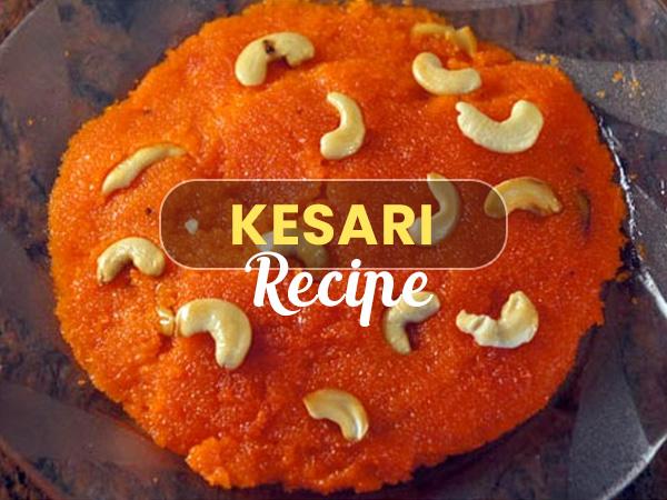 Kesari Recipe: Here's How You Can Prepare It At Home