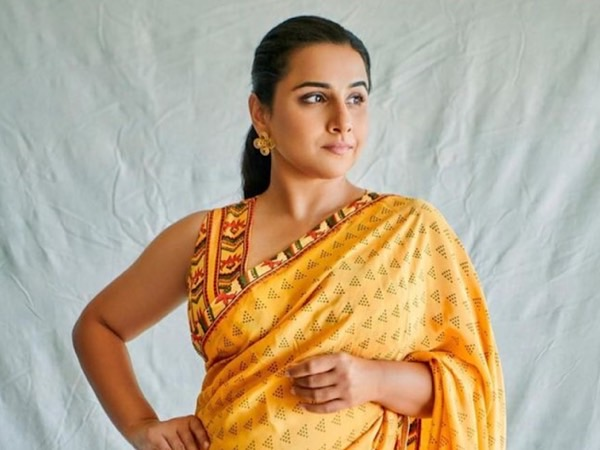Sherni Promotions: Vidya Balan Shines Bright In Her Summer-Inspired Affordable Yellow Saree; Know It's Price!